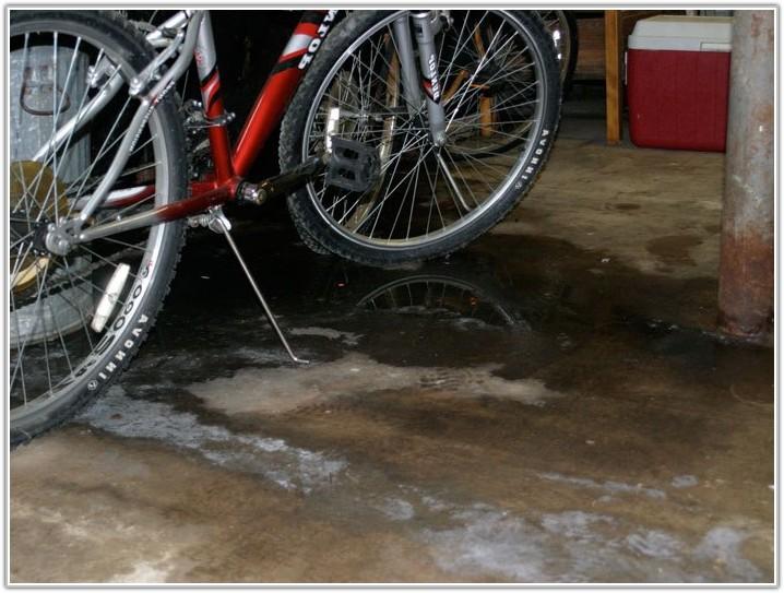 Cracks In Basement Floor Slab