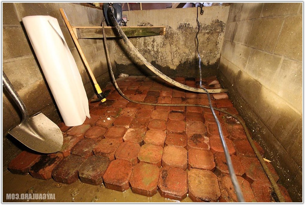Crawl Space Floor Covering