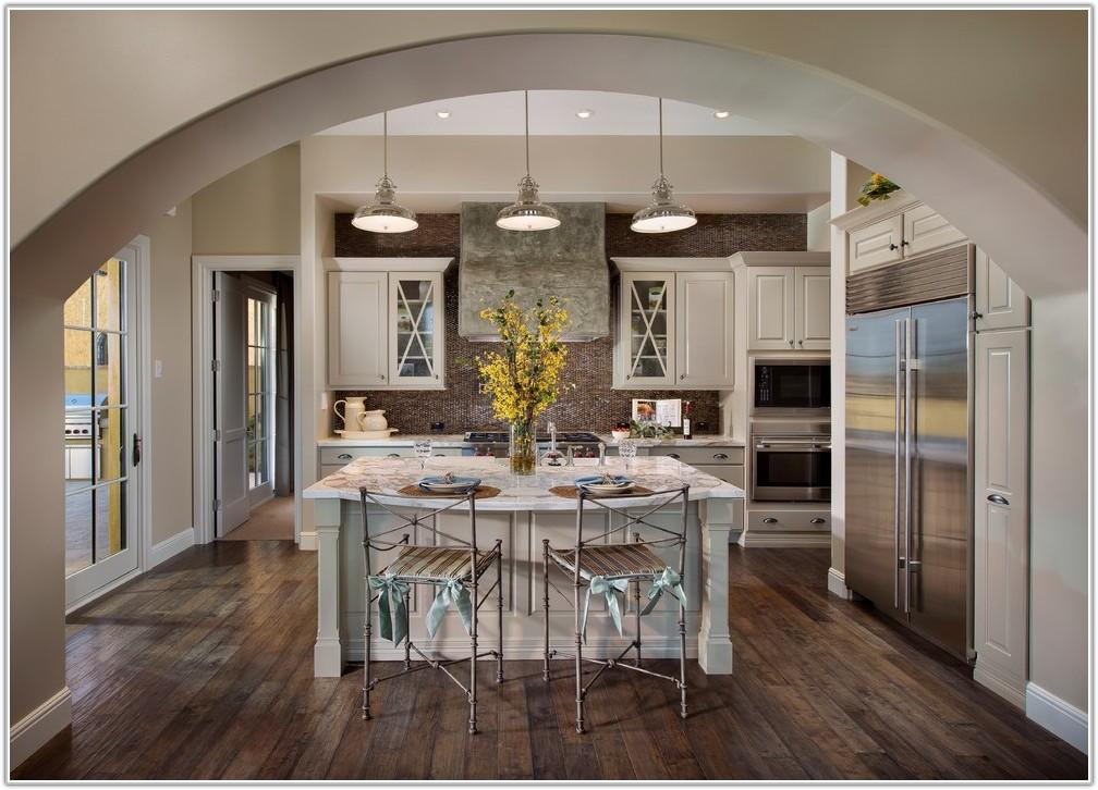 Dark Wood Laminate Flooring Kitchen