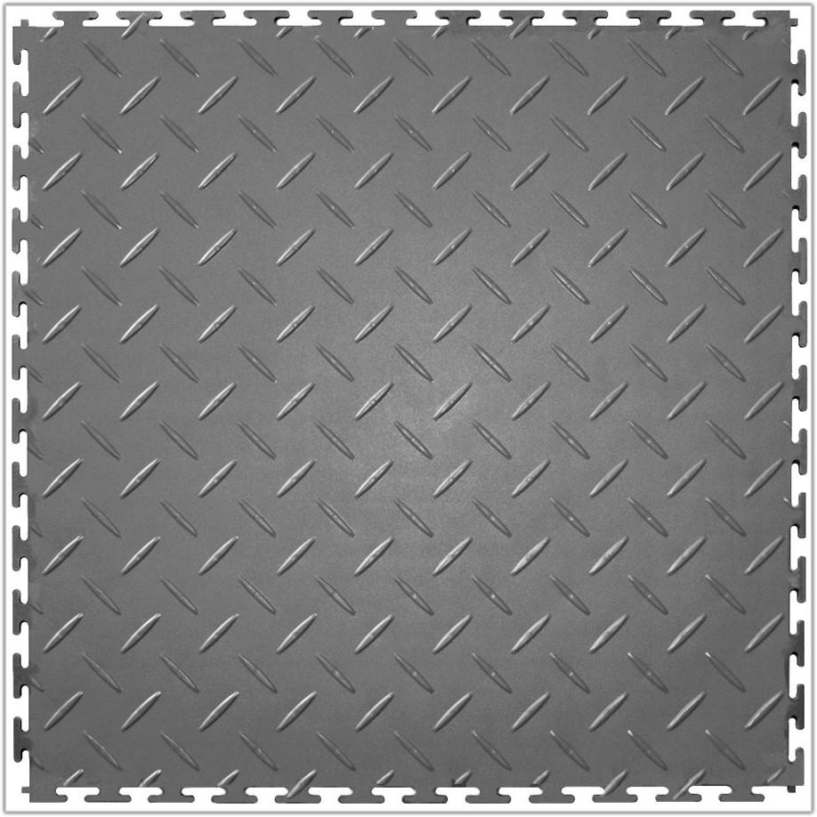 Diamond Plate Vinyl Flooring