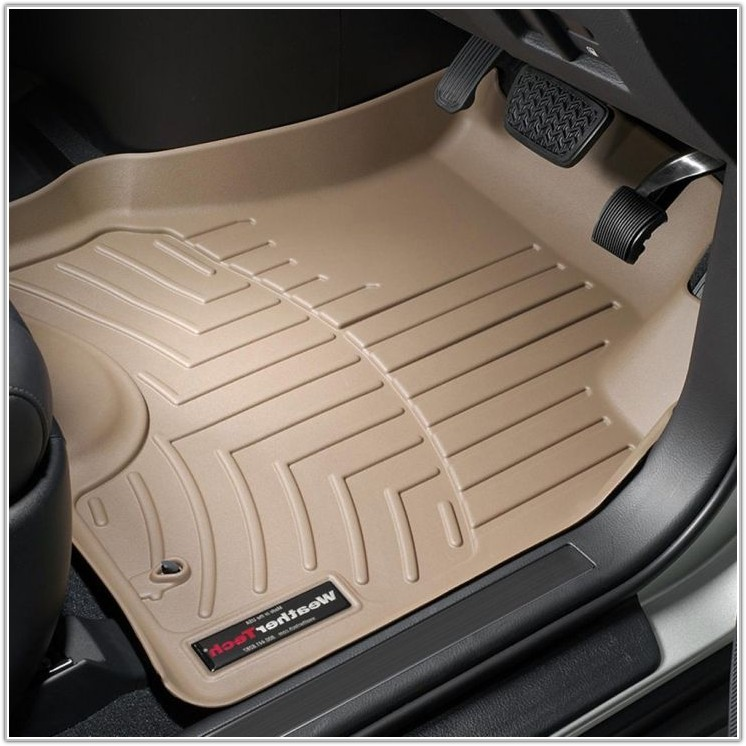 Digital Fit Floor Mats