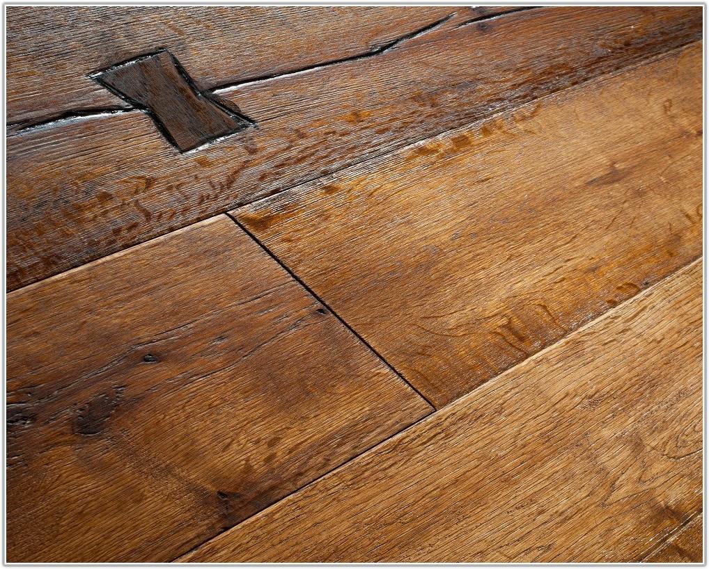 Distressed Engineered Hardwood Flooring