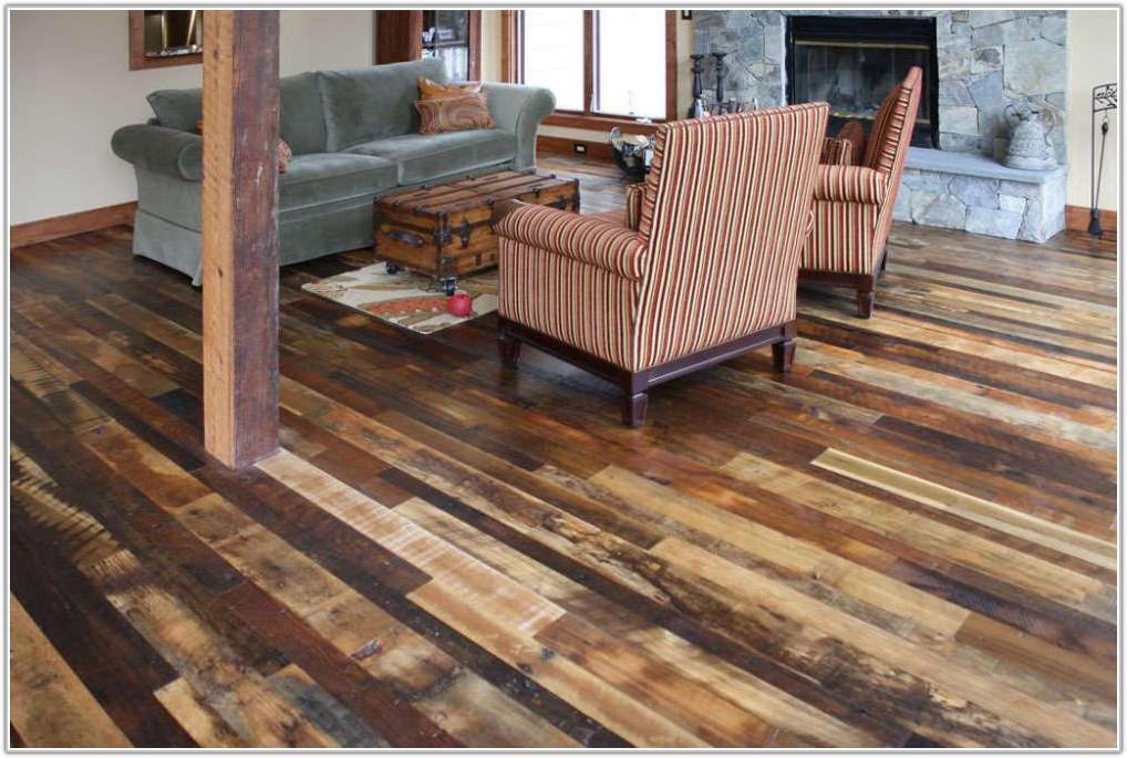 Distressed Wood Laminate Flooring