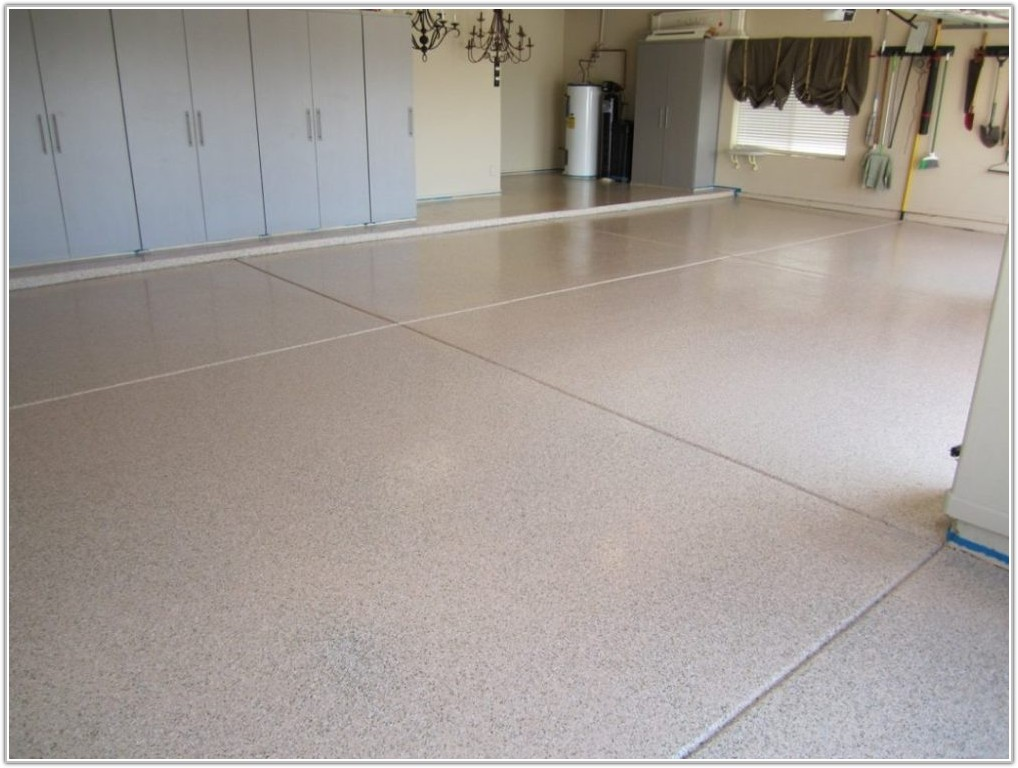 Diy Garage Floor Coating