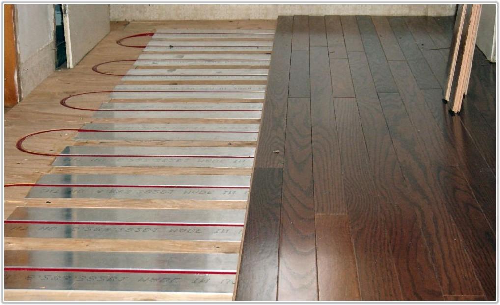 Diy Hydronic Radiant Floor Heating