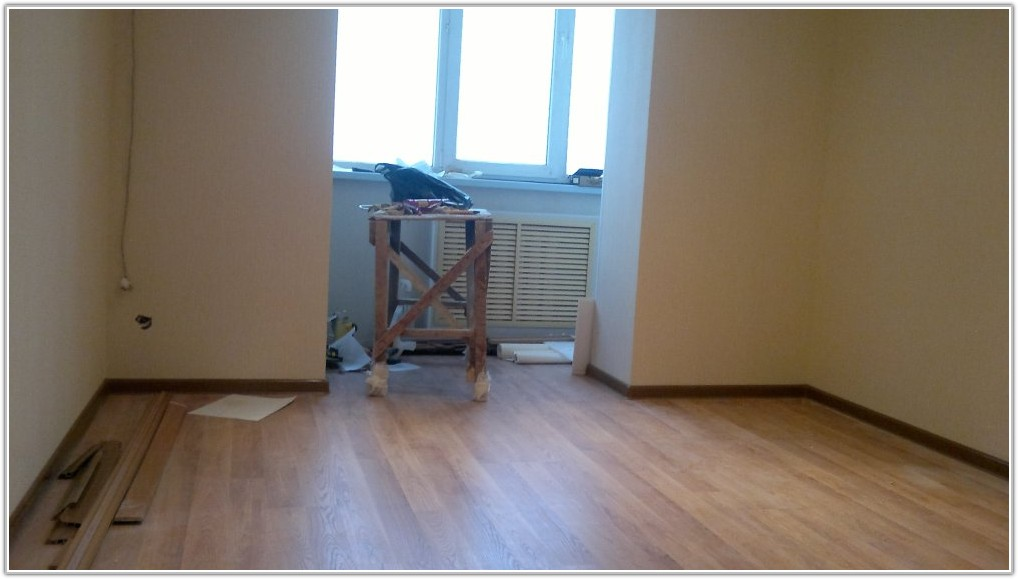 Dog Pee Laminate Floor