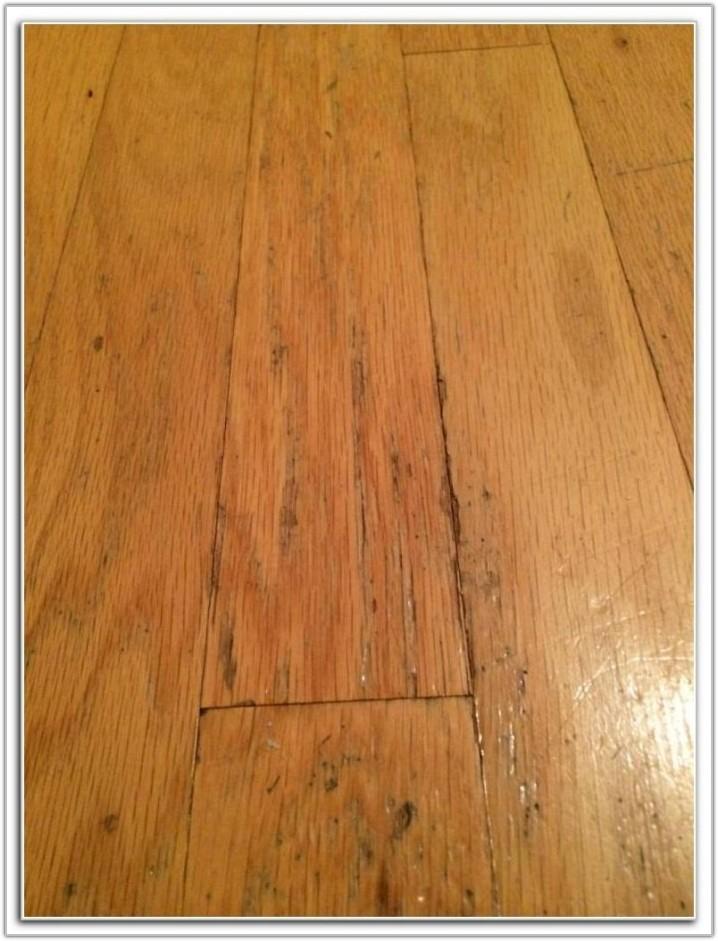 Drying Hardwood Floors Water Damage