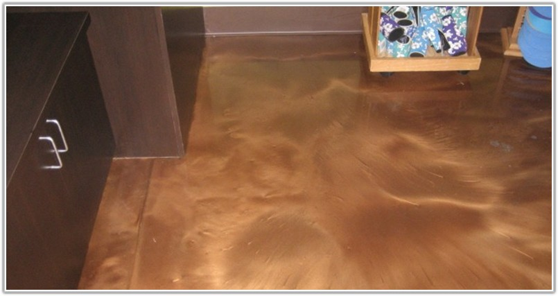 Epoxy Basement Floor Covering