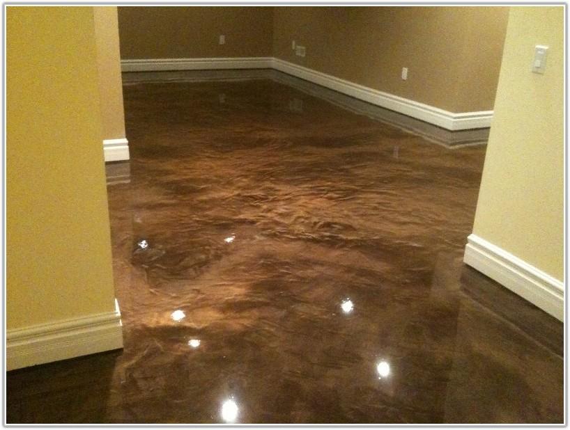 Epoxy Basement Floor Paint Colors