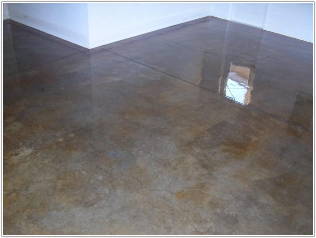 Epoxy Flooring Home Depot