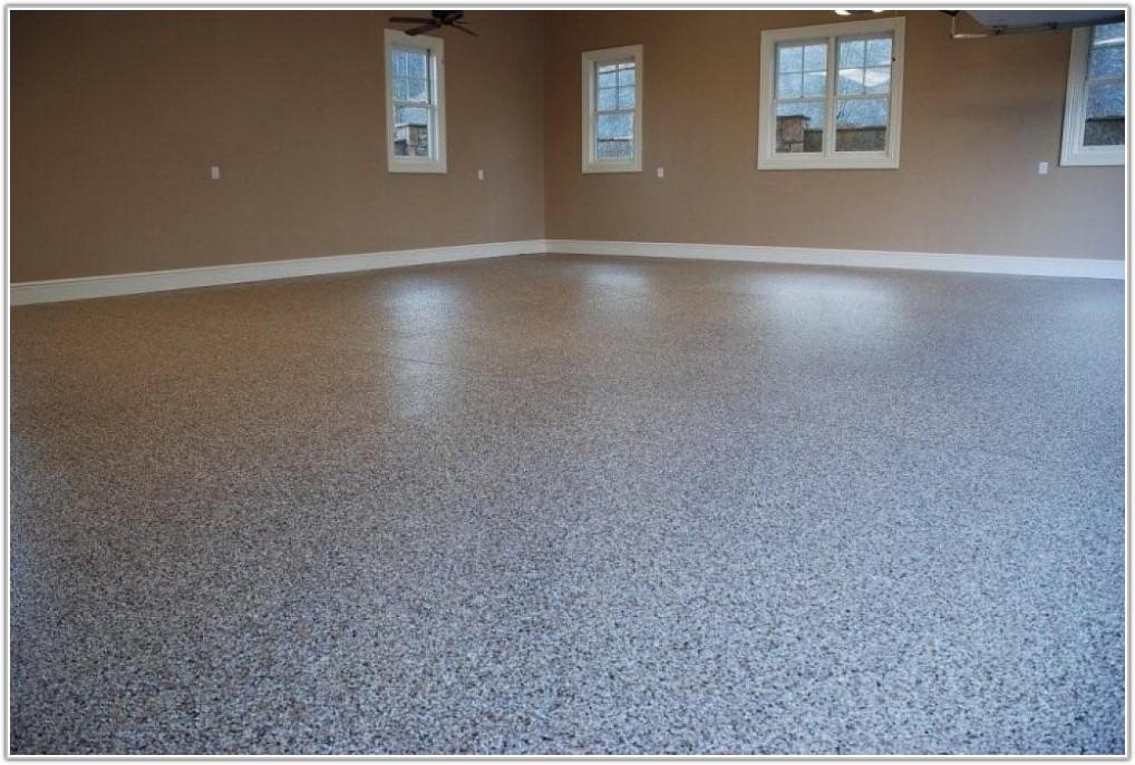 Epoxy Paint For Basement Floor