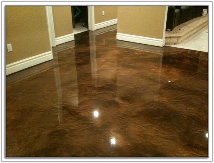 Epoxy Paint For Concrete Basement Floor