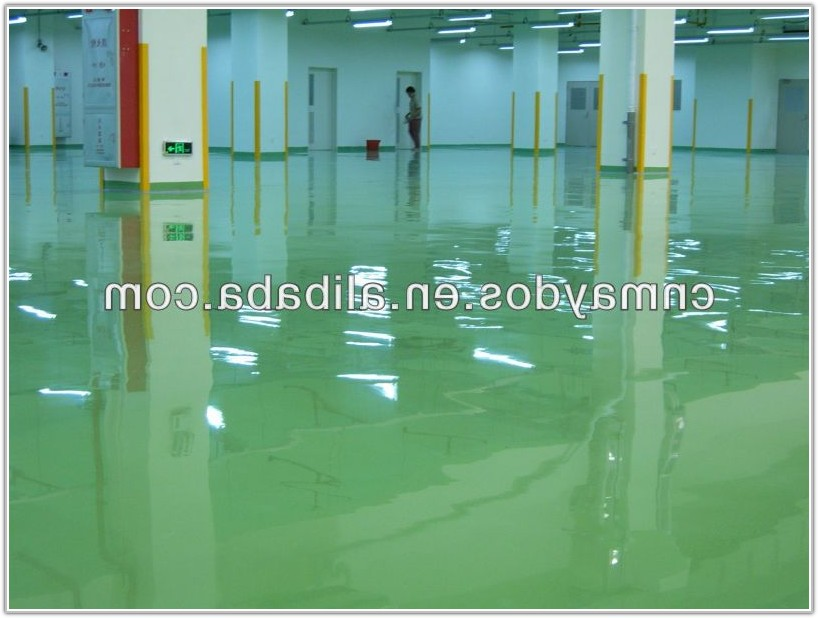 Epoxy Self Leveling Floor Coating