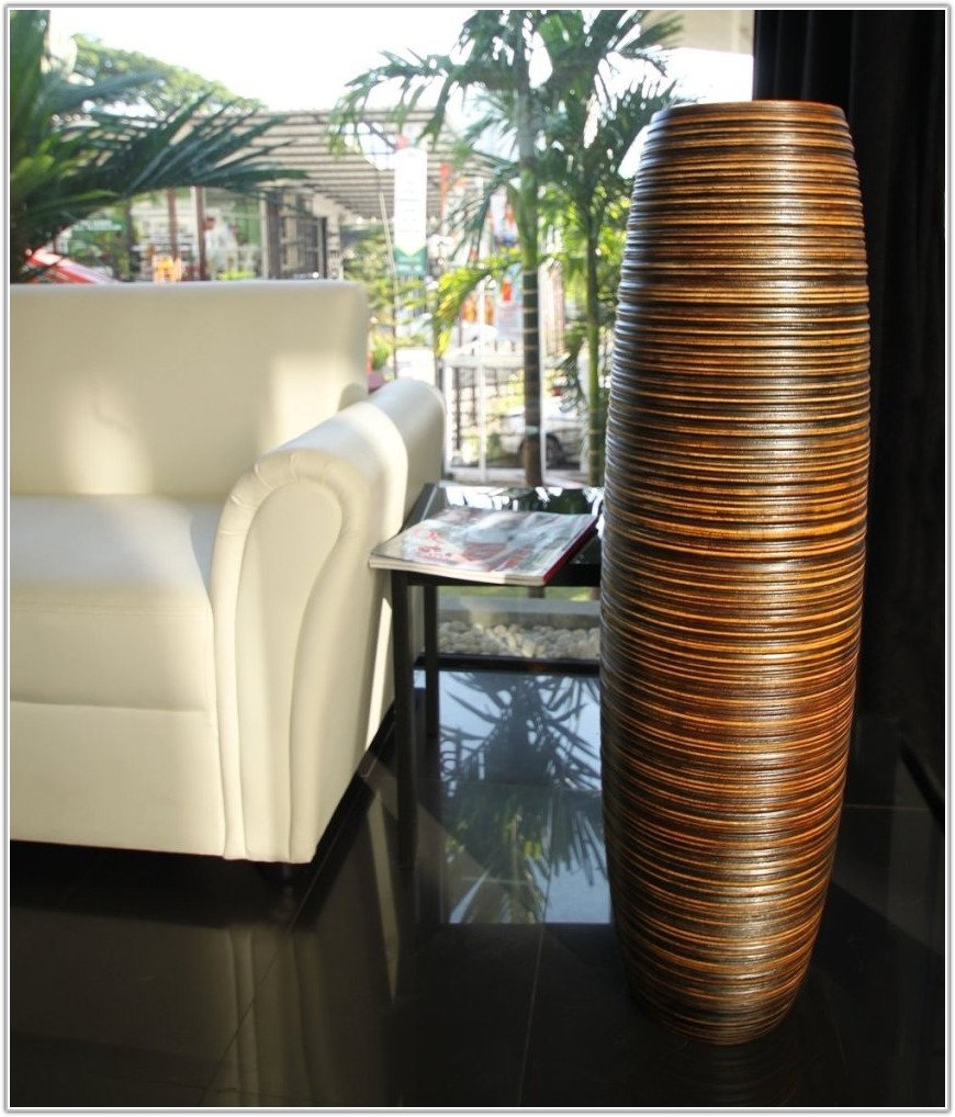 Extra Large Floor Vases