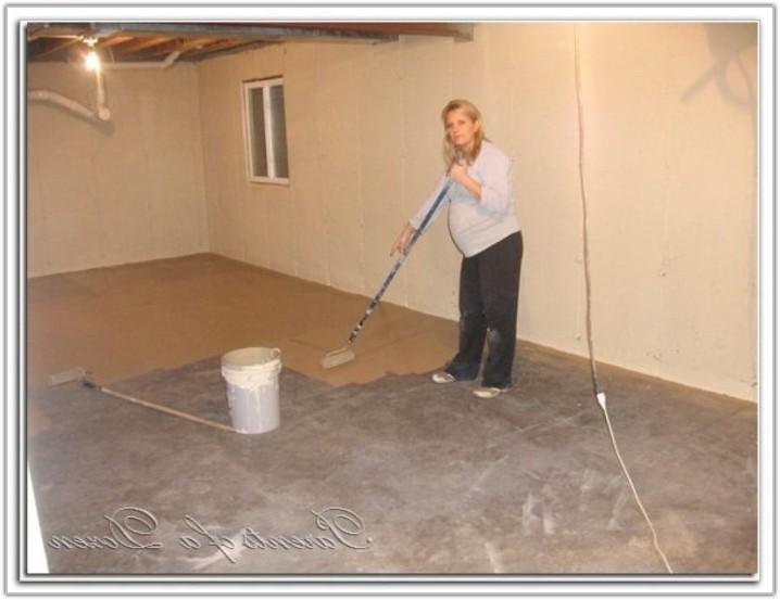 Finishing A Basement Floor