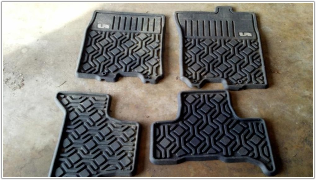 Fj Cruiser Floor Mats