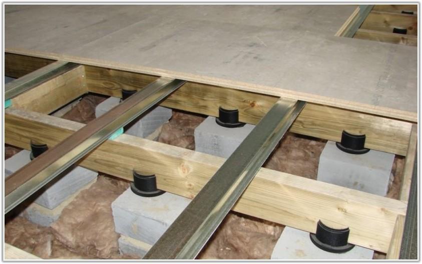 Floating Floor On Concrete Basement