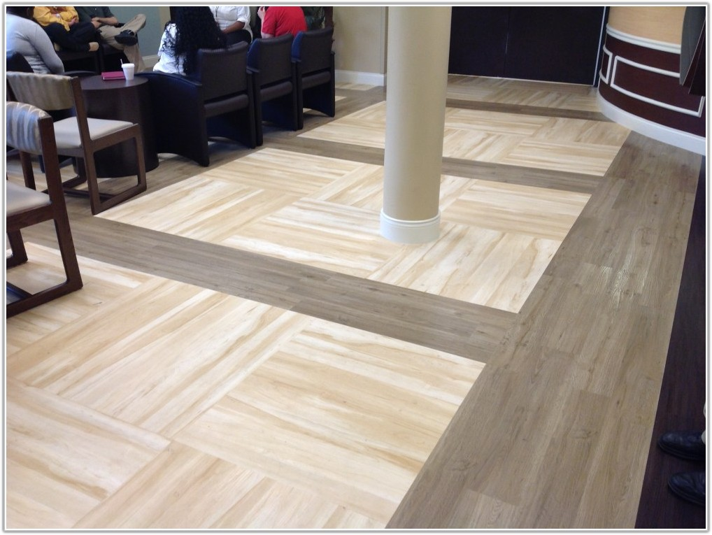 Floating Vinyl Sheet Flooring
