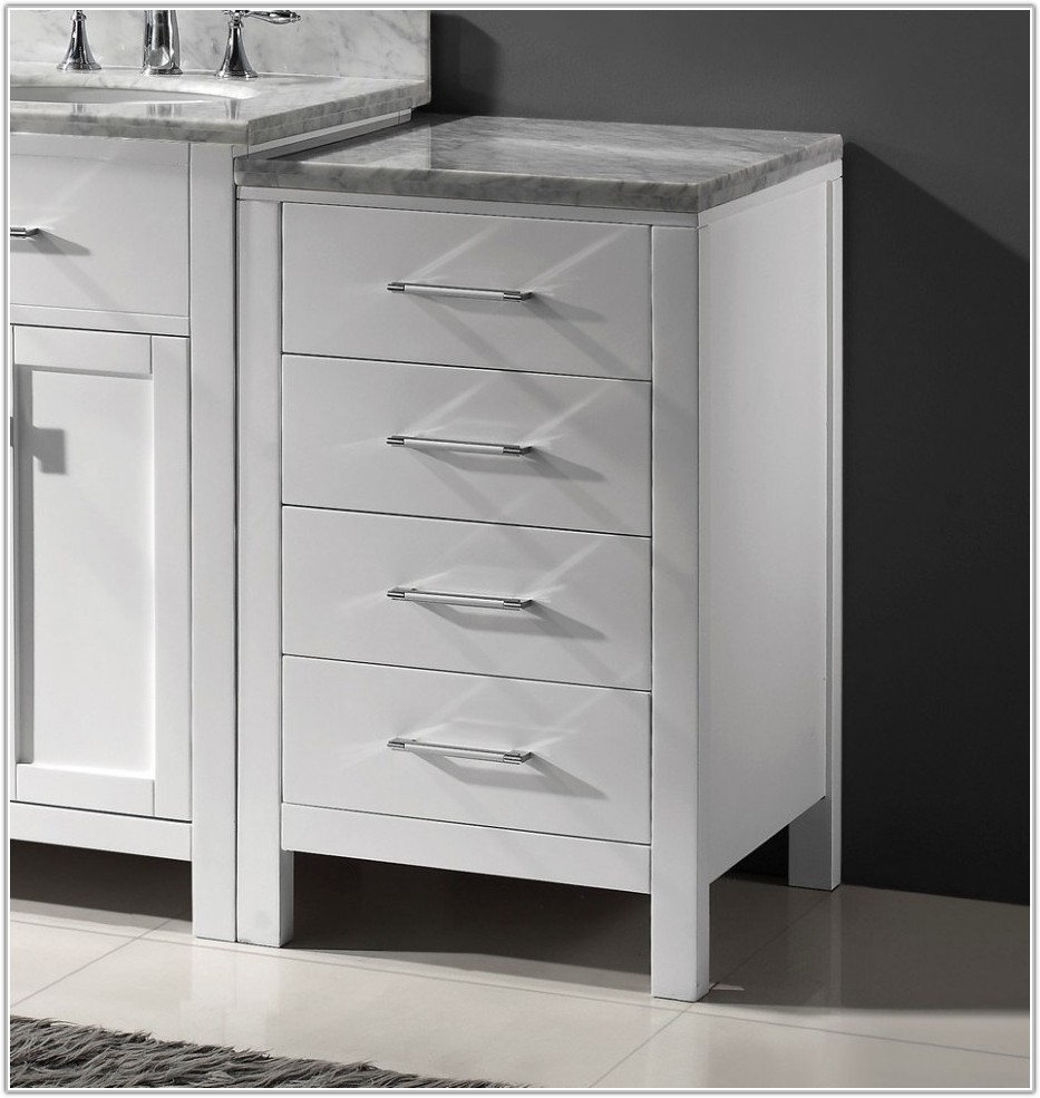 Floor Cabinet With Drawers