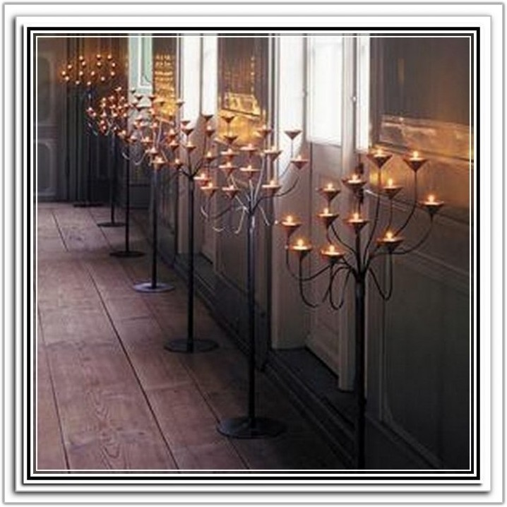 Floor Standing Candle Holders Uk