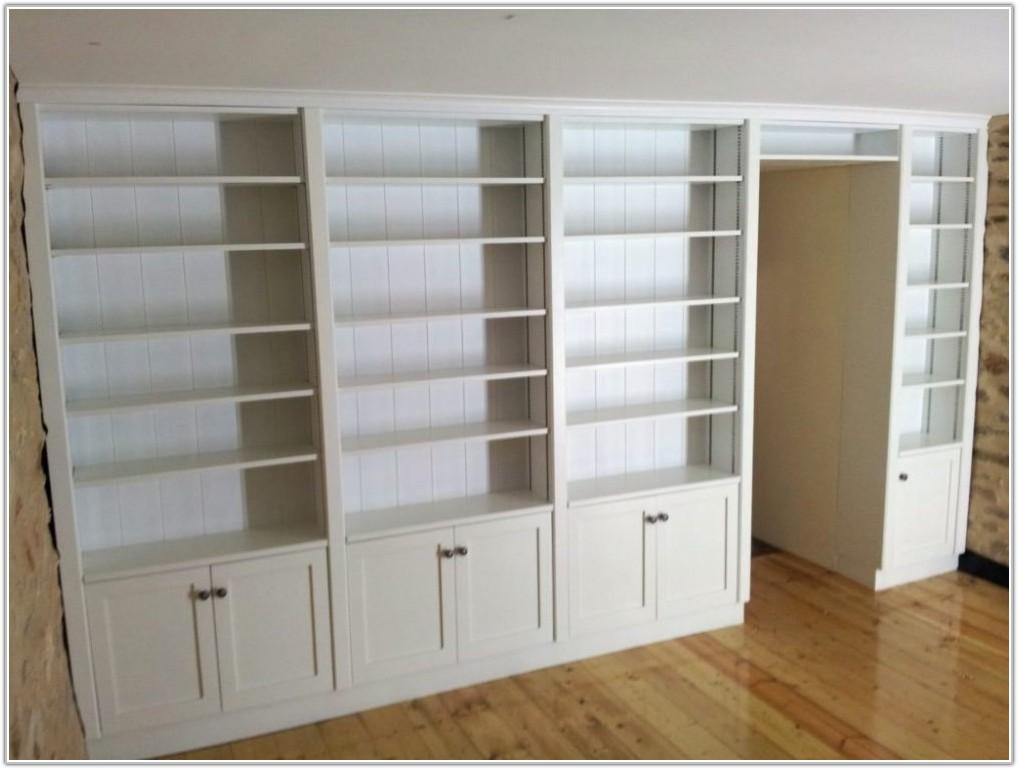 Floor To Ceiling Bookshelves Diy