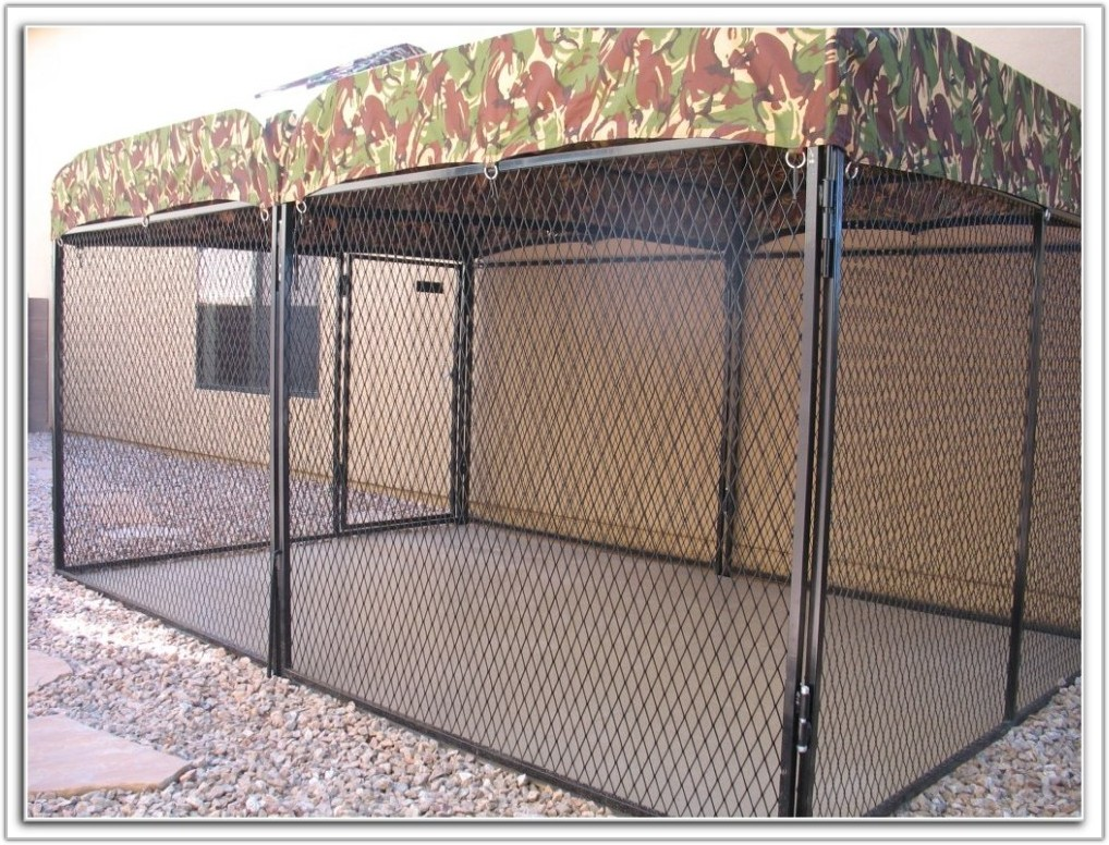 Flooring For Dog Kennels Outdoors