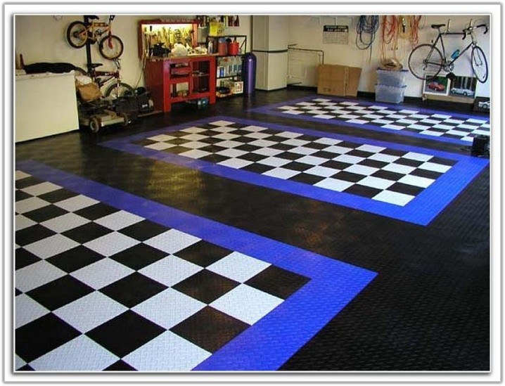 Garage Floor Car Mats
