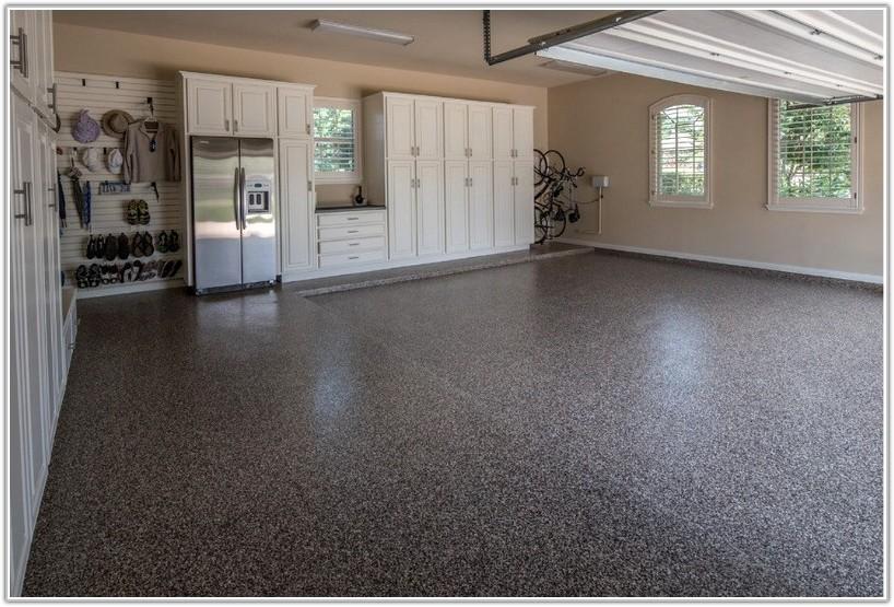 Garage Floor Coating Dallas