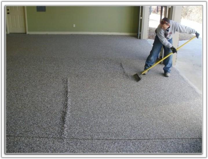 Garage Floor Coating Utah