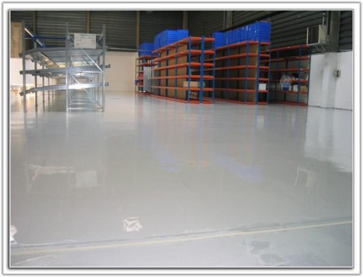 Garage Floor Leveling Epoxy