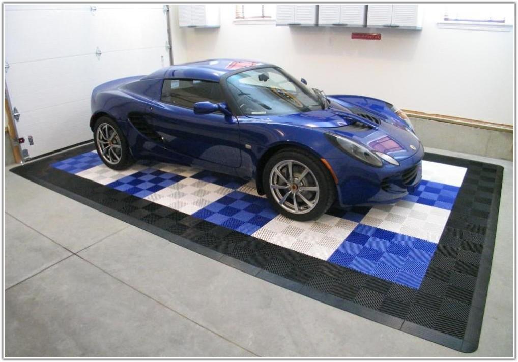 Garage Floor Parking Mat