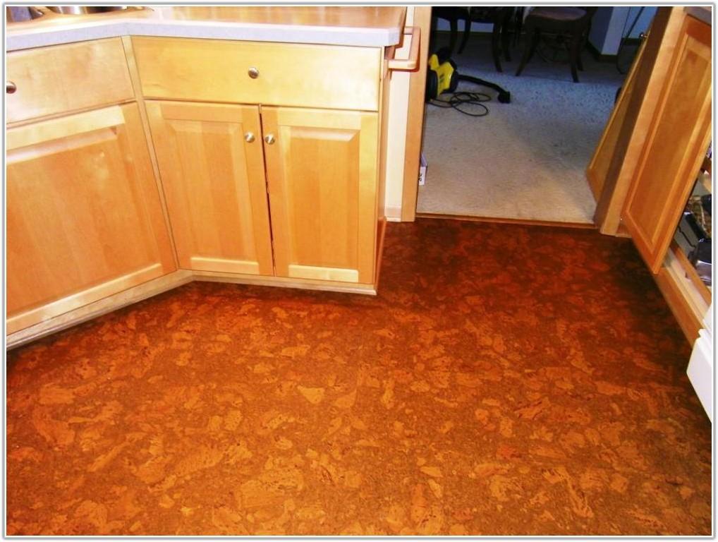 Glue Down Cork Flooring