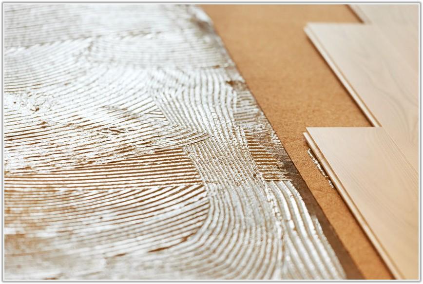 Glue Down Laminate Flooring