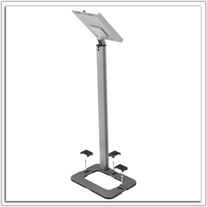 Gooseneck Ipad Floor Stand