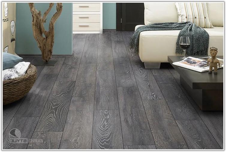 Gray Wood Laminate Flooring