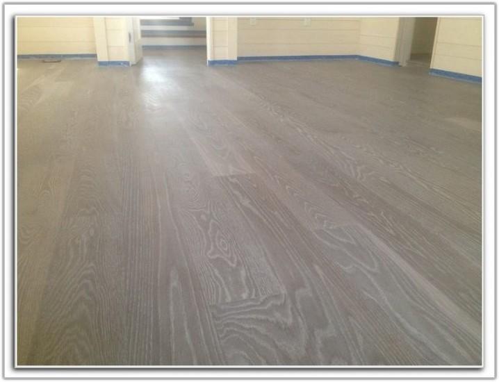 Grey Toned Hardwood Floors
