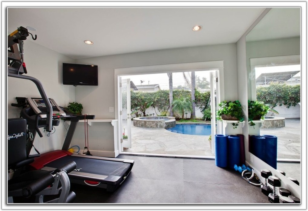 Gym Flooring Los Angeles