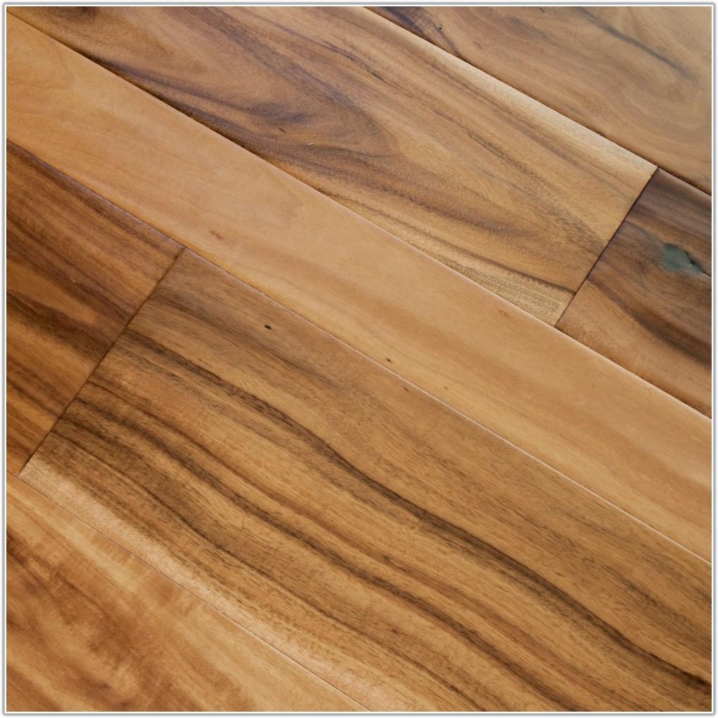 Hand Scraped Acacia Engineered Hardwood Flooring