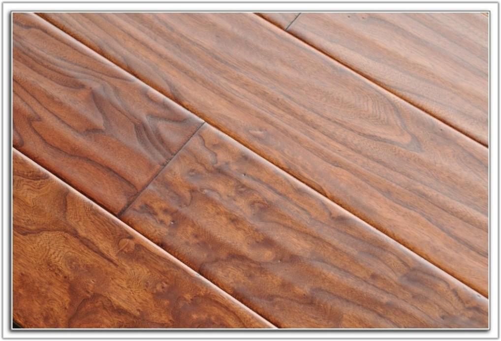 Hand Scraped Engineered Wood Flooring