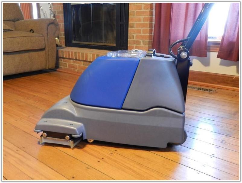 Hardwood Floor Cleaner Machine