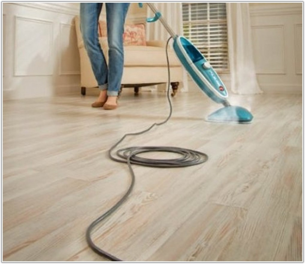 Hardwood Floor Steam Mop