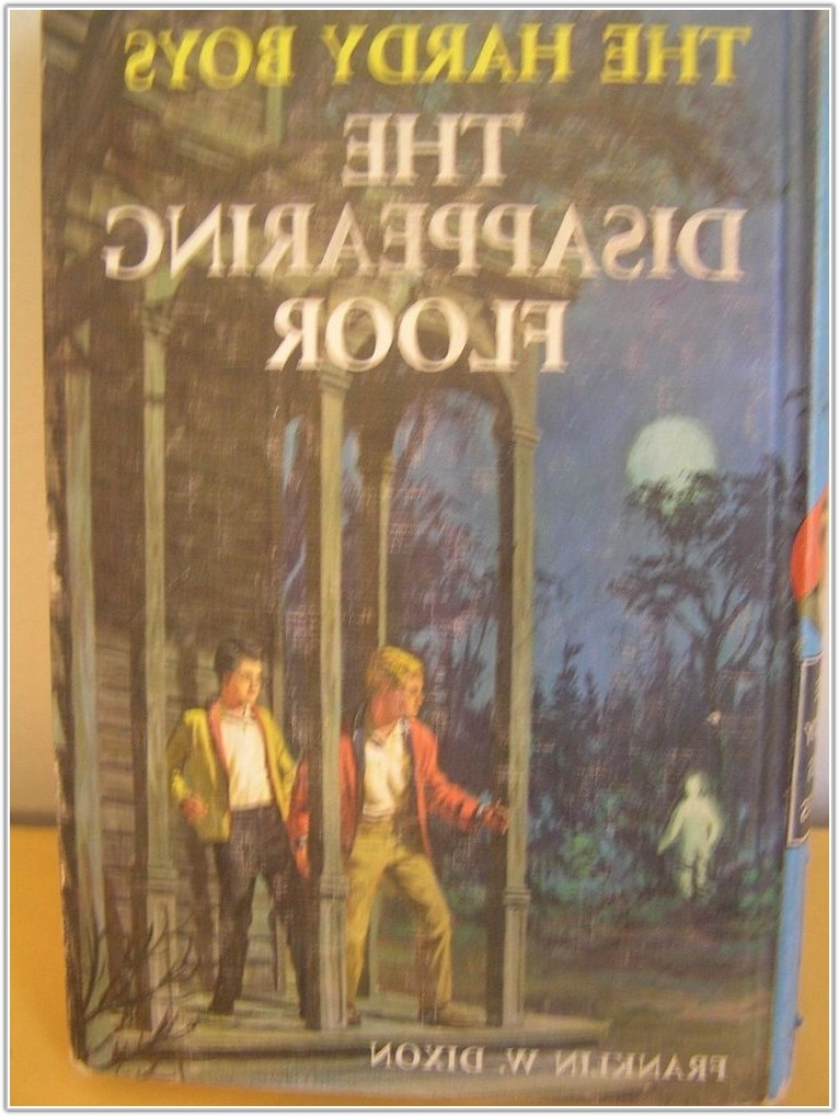 Hardy Boys Disappearing Floor