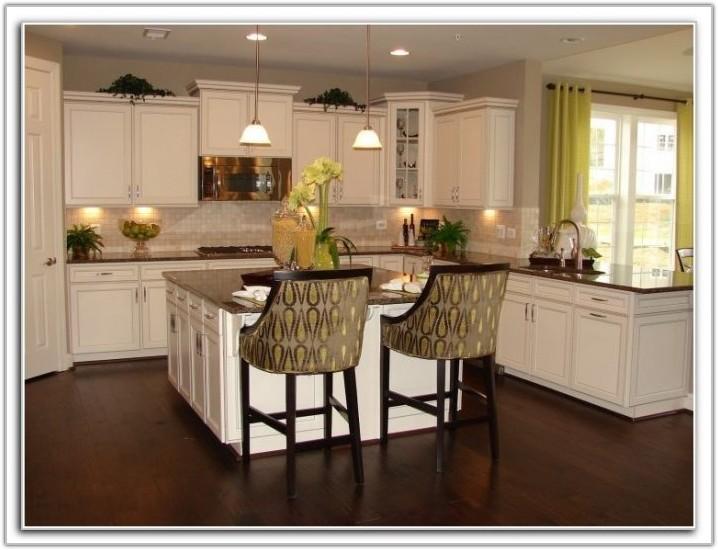 Hickory High Gloss Laminate Flooring