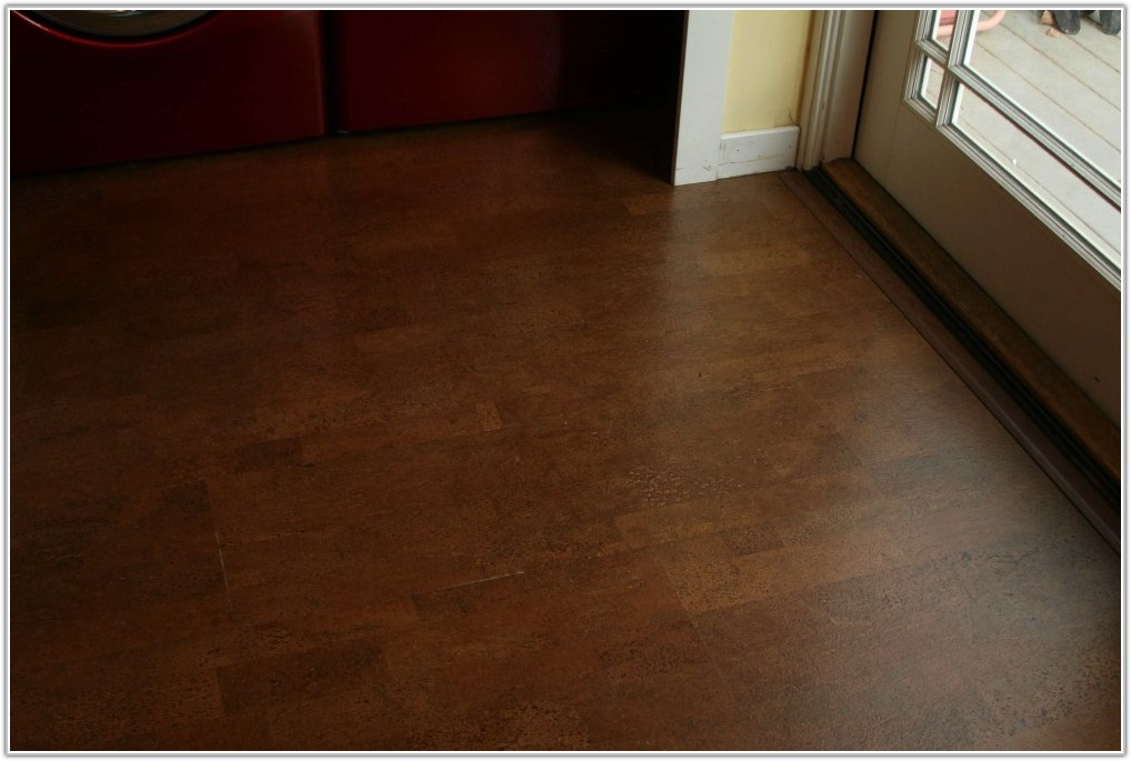 Home Depot Cork Flooring