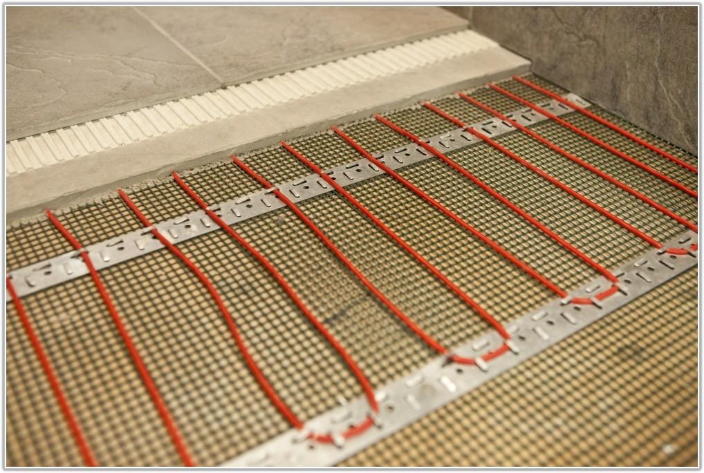 Hydronic Radiant Floor Heating Diy