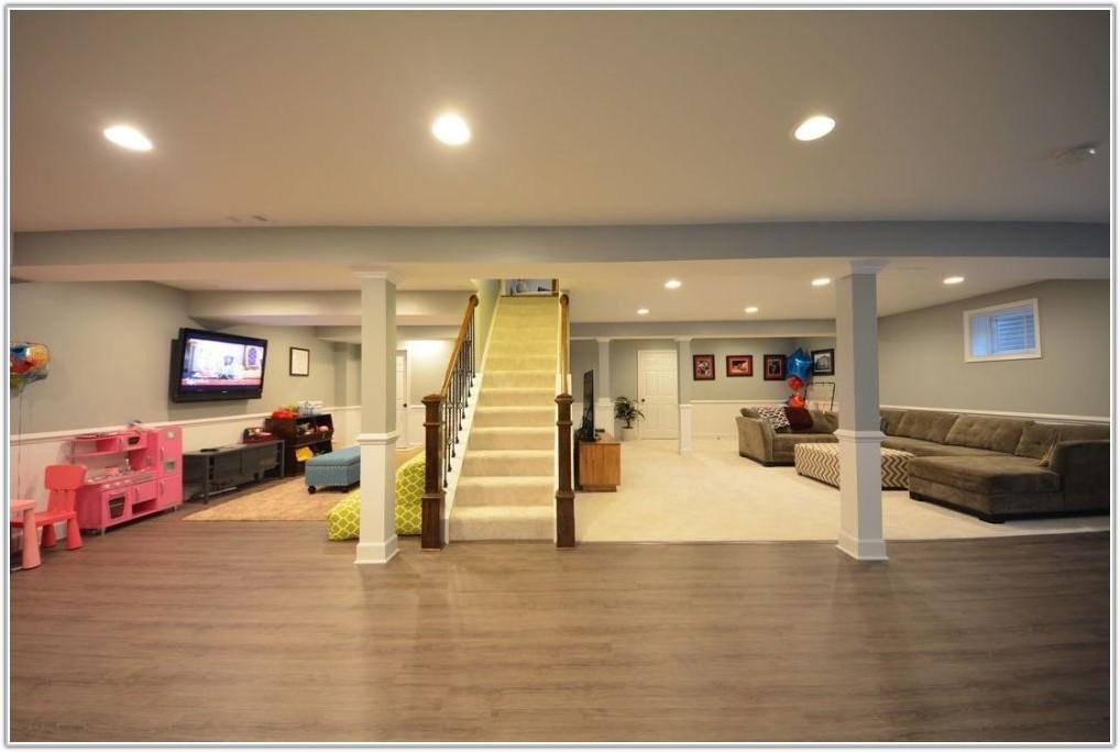 Ideas For Basement Floors