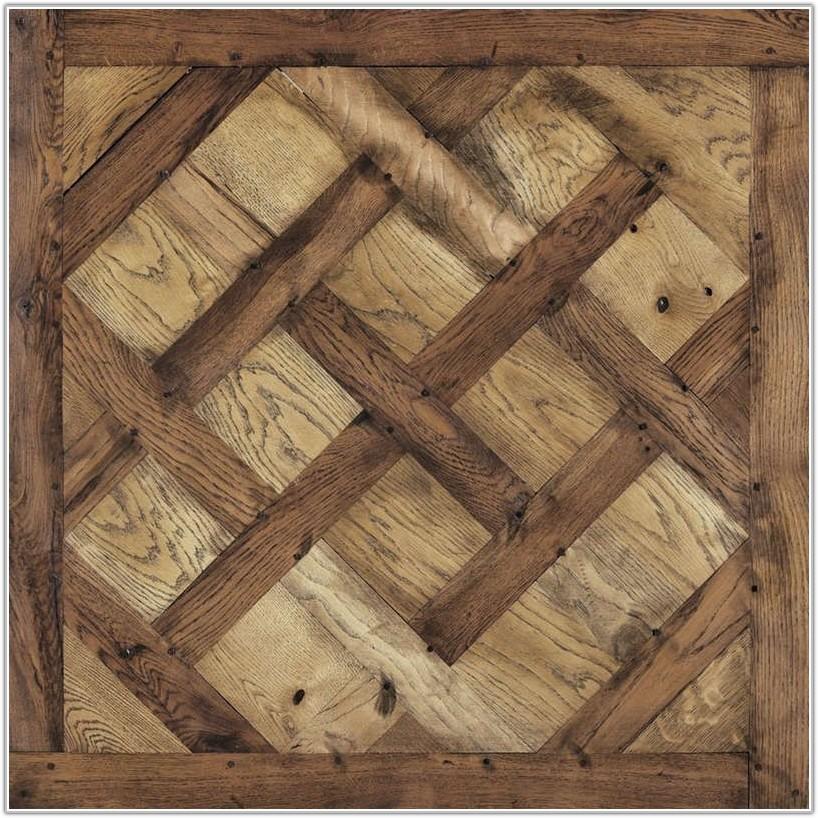 Inlaid Parquet Wood Flooring