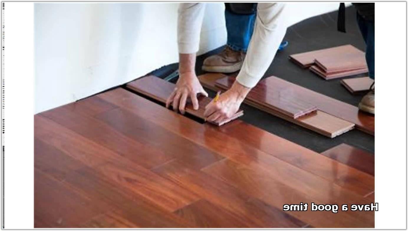Installing Hardwood Floors Yourself Youtube