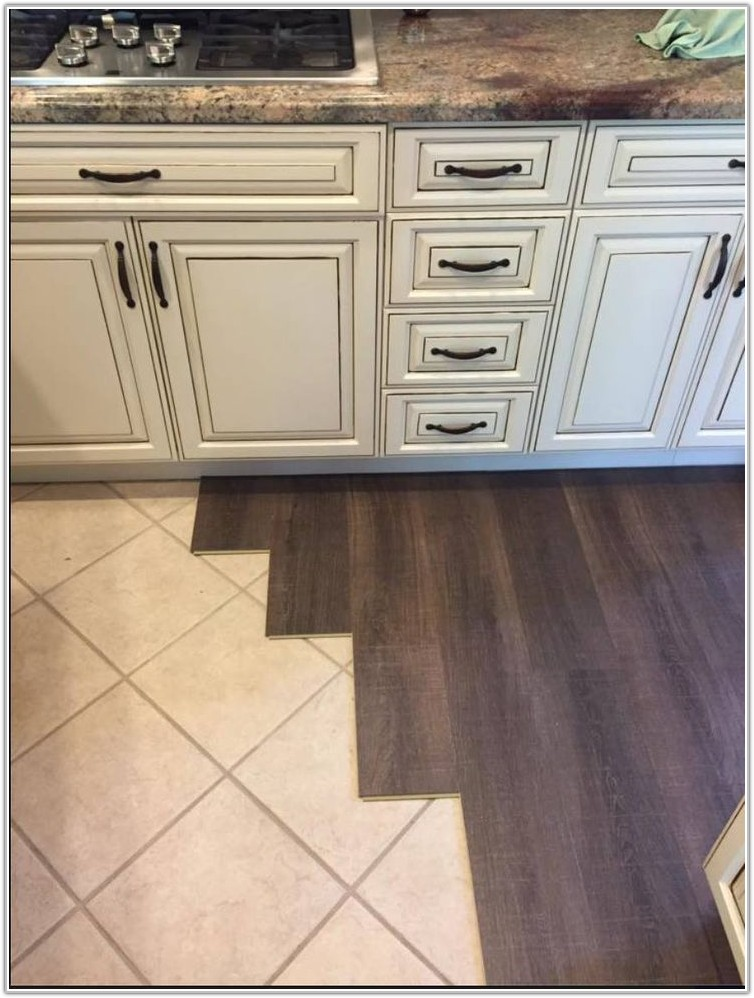 Installing Laminate Wood Flooring Over Tile