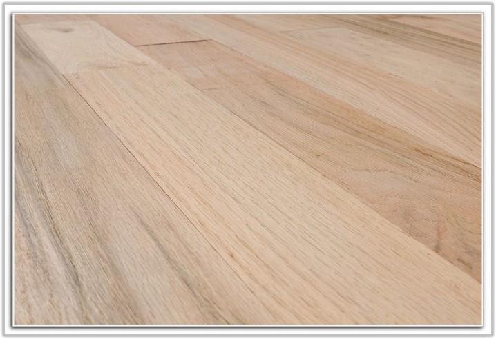 Installing Unfinished Hardwood Flooring